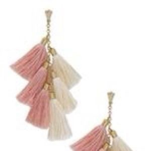 Ettica Daydreamer tassel earrings NEW